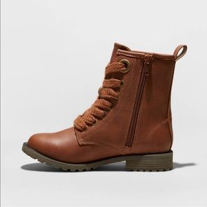 Cat & Jack Shoes - New Girls Brown Boots